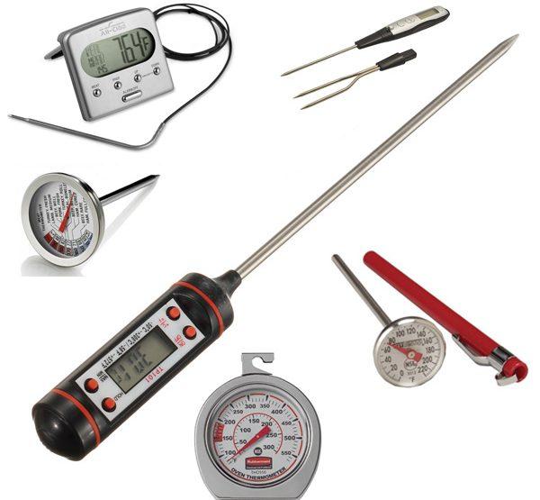 готварски термометри