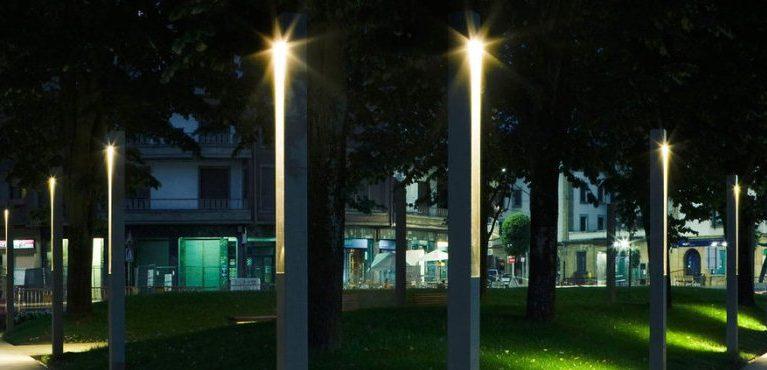 Улично осветление